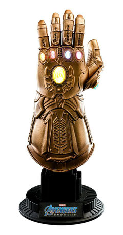 Infinity Gauntlet,Thanos,Hot Toys, Sideshow,Infinity War,Avenger endgame, Marvels,Masterpiece Actionfigur,1/6