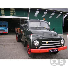 Opel Blitz vrachtwagen.