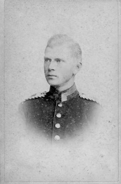 Carl Fischer in Uniform