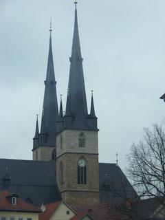 Johanneskirche in Saalfeld