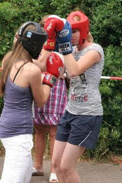 Boxen für Mädchen & Frauen (Anfänger)