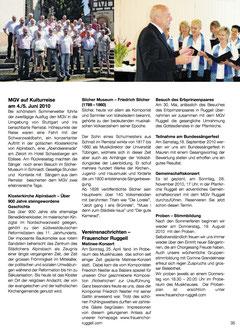 Lokalzeitung Nordwind, Ausgabe Juli 2010