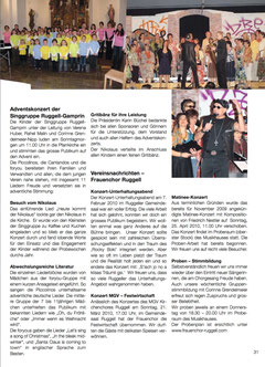 Lokalzeitung Nordwind, Ausgabe April 2010
