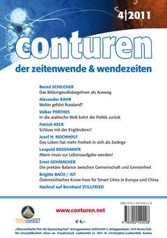 CONTUREN  Nr. 04 / 2011