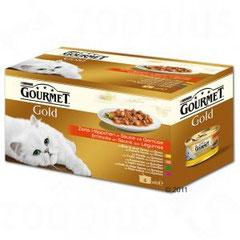 4 x 85 g Gourmet Gold