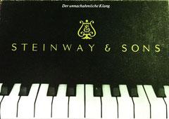 STEINWAY&SONS スタインウェイ&サンズ
