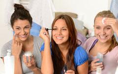 Make-up Party bei Ihnen Zuhause - München