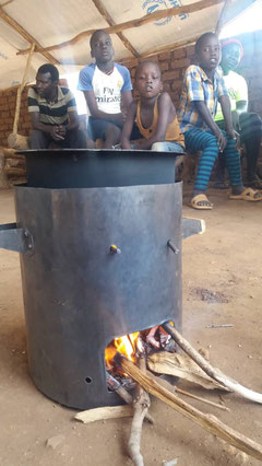 Clean cookstove AfroBasic