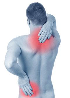 Indikationen der Klassischen Massage - Jutta Rudolph kann helfen!