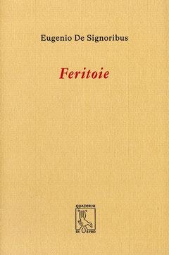 copertina tipografica a due colori