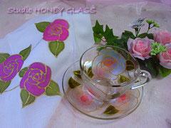 honeyglass_glasspaint_rose