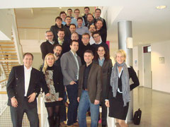 Change Process Team in Munich, February 2013