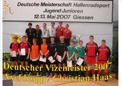2007 DM Jugend