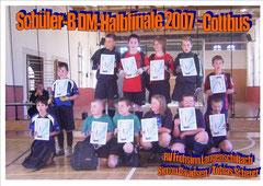 2007 Halbfinale Schüler-B