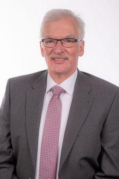 Claus Jürgen Müller, stellvertretender Fraktionsvorsitzender