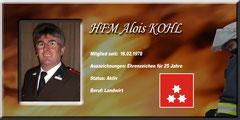Alois KOHL