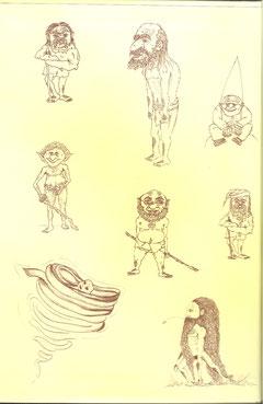 Illustrazioni di Pietro
