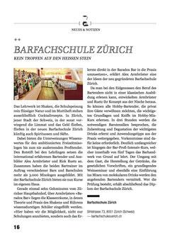Februar 2012 Mixology Magazin für Barkultur