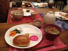 参加者5名での愉しいディナーとなりました。