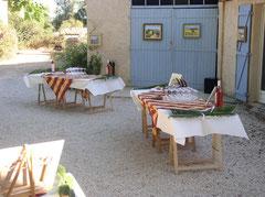 2007 : Le domaine de Tamary à La Londe des Maures