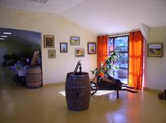 2008 : La Bastide des Bertands au Canet des Maures