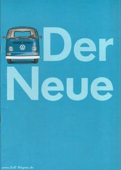 Brochure 1968