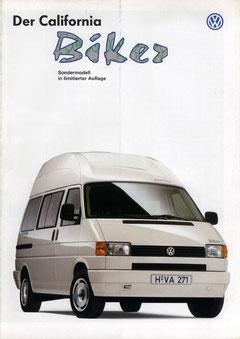 California Biker Compact, 1996