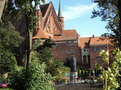 Frauenburg Ostpreußen Ostpreußenreisen
