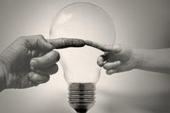 Immer eine Idee voraus - verlassen Sie sich auf unsere kreative Ideenwerkstatt