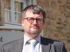 Joachim Dittmer engagiert sich für die Menschen in seinem Lebensumfeld