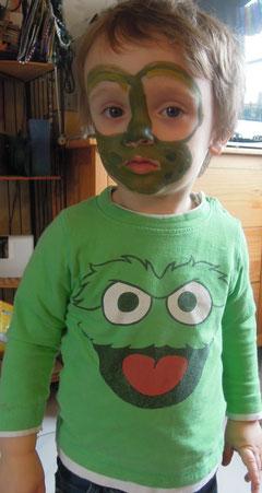 Benedict,das grüne Monster