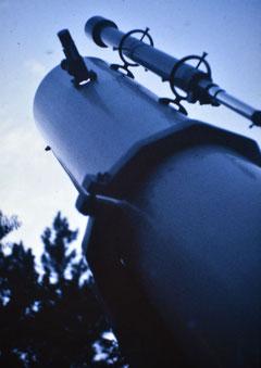 25cm Newtonteleskop