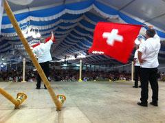 Gutrachtenfest in Nesselwang (D) 2012