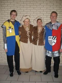 Sven und Corinna, Bärbel und Gerd