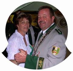 König Peter und Königin Vera haben am 8. März zum Ball geladen.