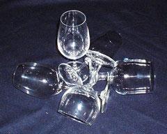 Les verres de votre placard