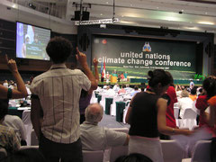 Bali会議で合意(2007