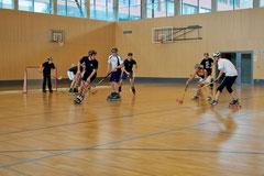 Rollhockey- Frühlingsturnier 10. März 2013