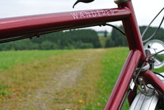 Foto: mit dem Fahrrad zur Arbeit