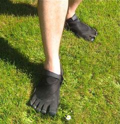 Los pies de Akihiro