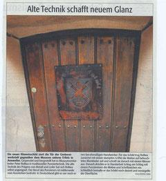Rheinpfalz vom 17.10.2012