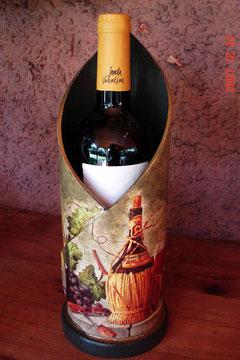 Porta Botellas - locascreaciones.jimdo.com