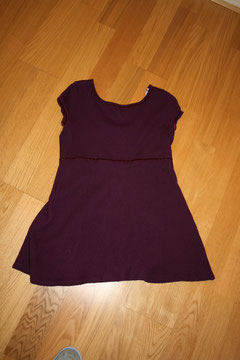 Das alte Lana-Kleid...