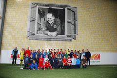Trainingslager in der Sportschule Hennef (Januar 2012)