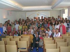 29. Mai 2005 besuchen Br. James und Br. Simone die Gruppe München.