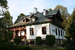 Stary Dom Zdrojowy w Wysowej-Zdroju / Fot. Dorota Wolanin