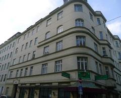 Ansicht des Hauses Paulusgasse 2 1030 Wien für die Kastenfenstersanierung