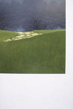 huile sur bois  2008