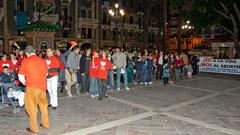 Huelva,  día Internacional por la vida 2011
