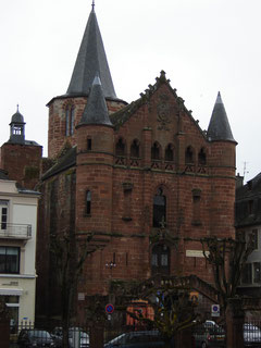 ancienne église St Jean